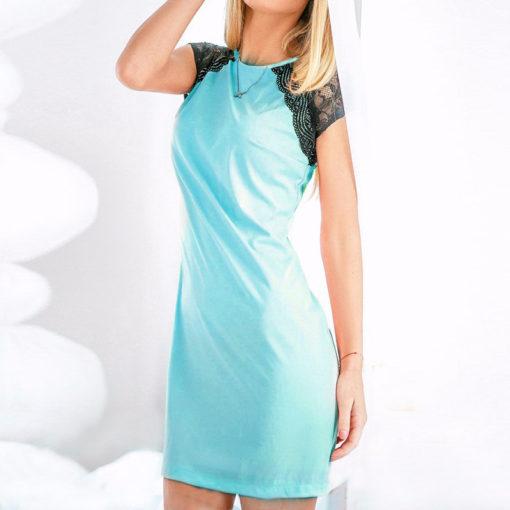 Casual O Neck Dress