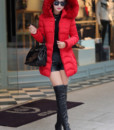 2016 new winter jacket women cotton long Slim thin down coat feather padded jacket Nagymaros collar coats thick vestidos4
