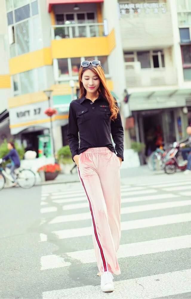 Loose Pants Outfit