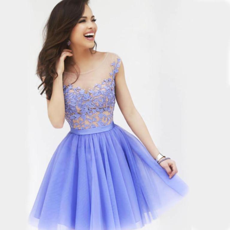 2017 new European summer dress sleeveless dress sexy openwork crochet lace stitching dresses vestidos