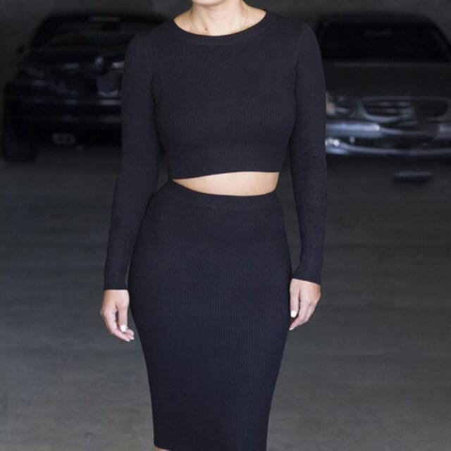 eabcae5f211eb Summer dress 2017 new explosions elegant slim cotton long sleeve wool knit  dresses plus size vestidos
