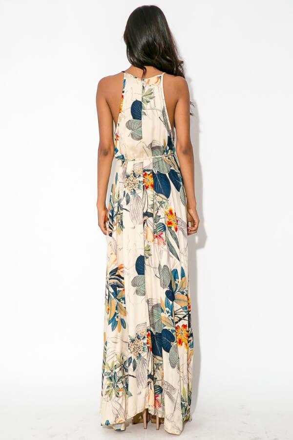 54ac03d11c Summer dress 2017 summer style New arrival print elegant fancy ultra long  dresses vestidos3