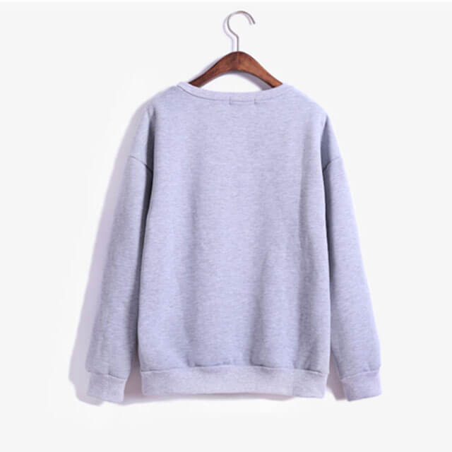 Poncho New Jumper Fleece Printed Sweaters Pullover Clothing